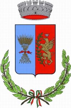 Logo del Comune di Villanova D'Ardenghi, che sostiene Fondazione CMT e la ricerca contro i tumori